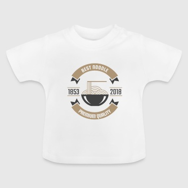 Vintage National Spaghetti Day - Baby T-Shirt