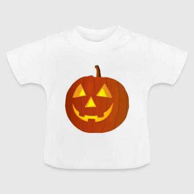 Pedir en línea Linterna De Calabaza Camisetas bebé   Spreadshirt