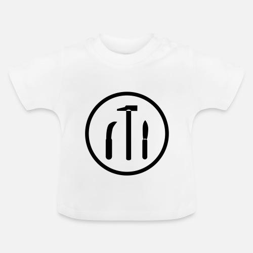 Glaser Glaserei Glas Fenster Glas Schneiden Baby T Shirt