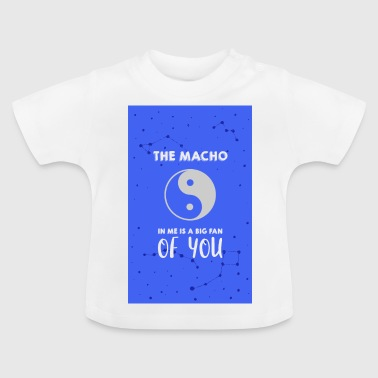 Der Macho in mir - Baby T-Shirt
