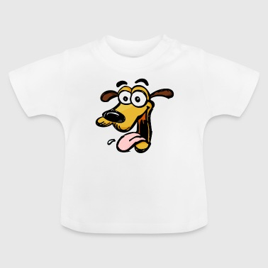 Happy Dog - Baby T-Shirt