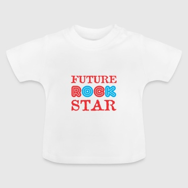 Babis Future - Funny Babies Baby Baby - Baby T-Shirt