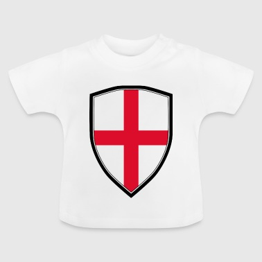 ANGLE FLAG SHIELD - T-shirt Bébé