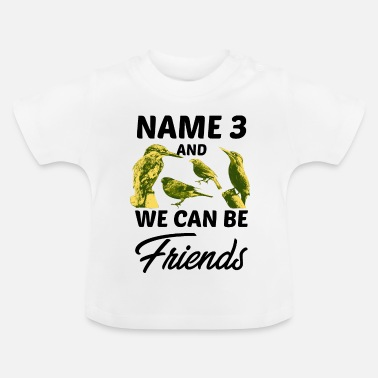 Bird-watching bird watching - Baby T-Shirt