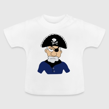 Pirate | piraten | piraten | Skull | Caribbean - Baby T-shirt