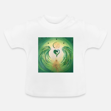 Genezing Heartgel van genezing - Baby T-shirt