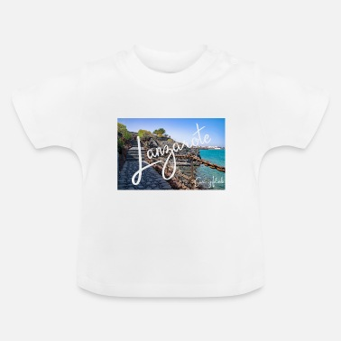 Canary Islands Lanzarote Canary Islands Spain Spain Canary Islands - Baby T-Shirt