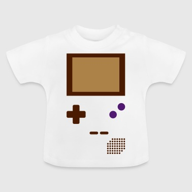 Gaming Retro Design - Baby T-Shirt