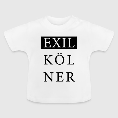 Exile Cologne - Baby T-Shirt