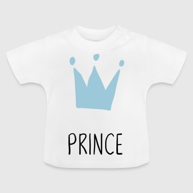 Prince Prince kroon - Baby T-shirt