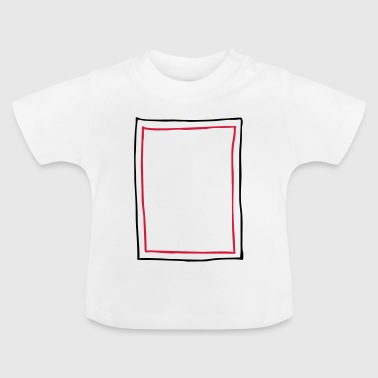 Frame picture frame - Baby T-Shirt