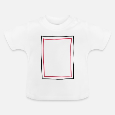 Picture Frame Picture Frame - Baby-T-shirt
