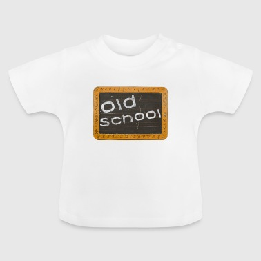old school - Baby T-Shirt