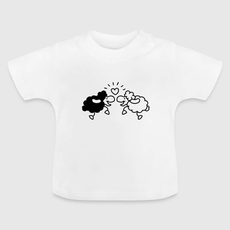 Little love sheep - Baby T-Shirt