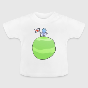Astronaut (Brits) - Baby T-shirt