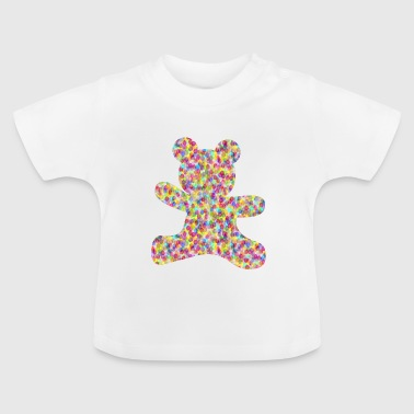 Easter Teddy - Baby T-Shirt