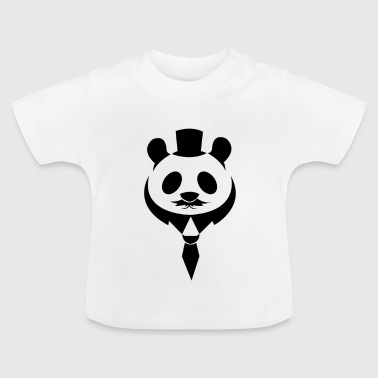 Sir Panda - T-shirt Bébé