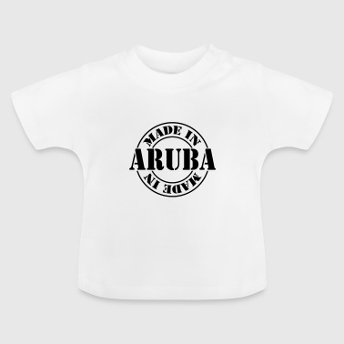 made_in_aruba_m1 - Camiseta bebé