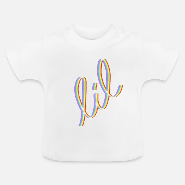 Lila LIL - Baby-T-shirt