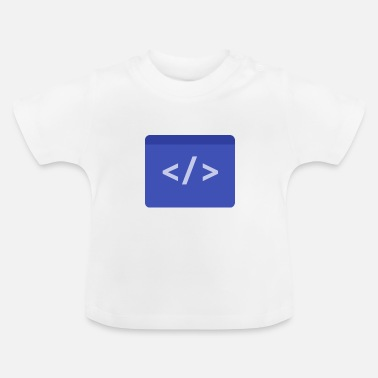 Coding Coding Material - Baby T-Shirt
