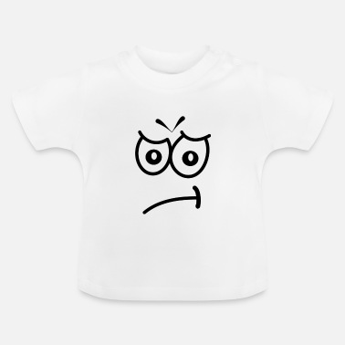 Uttryck uttryck - Baby-T-shirt