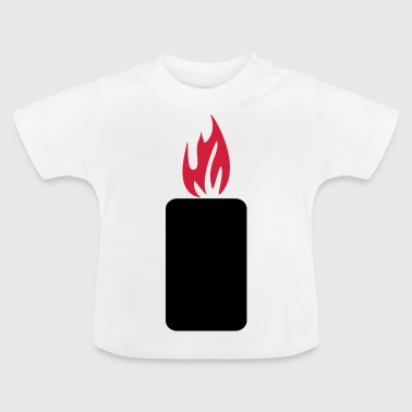 mobile phone brand - Baby T-Shirt