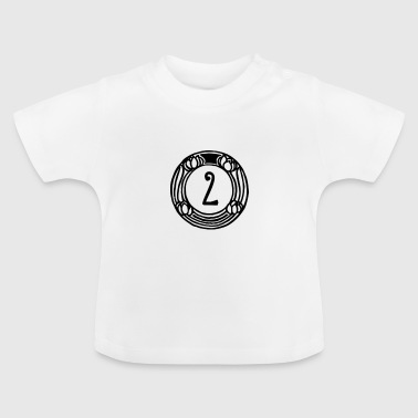 TO - 2 - TO - Baby T-shirt