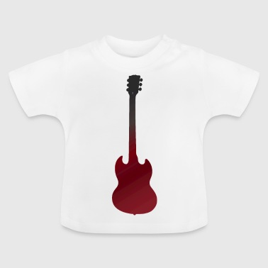 Long Live the Music - Hard Rock Guitar, by SBDesigns - Baby T-Shirt