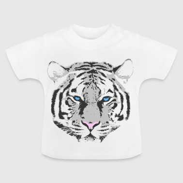 White Tiger - Baby T-Shirt
