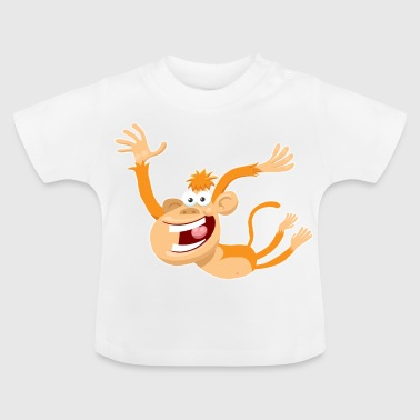 Cheeky Monkey - Baby T-Shirt