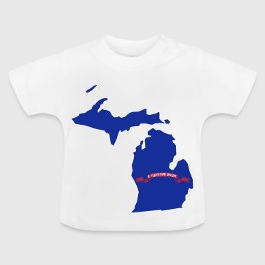Pedir en línea Michigan Camisetas bebé | Spreadshirt