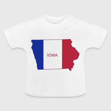 Iowa - Camiseta bebé