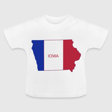 Iowa - T-shirt Bébé