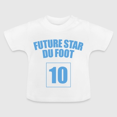 Future star du foot - T-shirt Bébé
