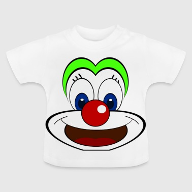 clown - Baby-T-shirt