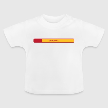 Loading Bar Loading bar - Baby T-Shirt