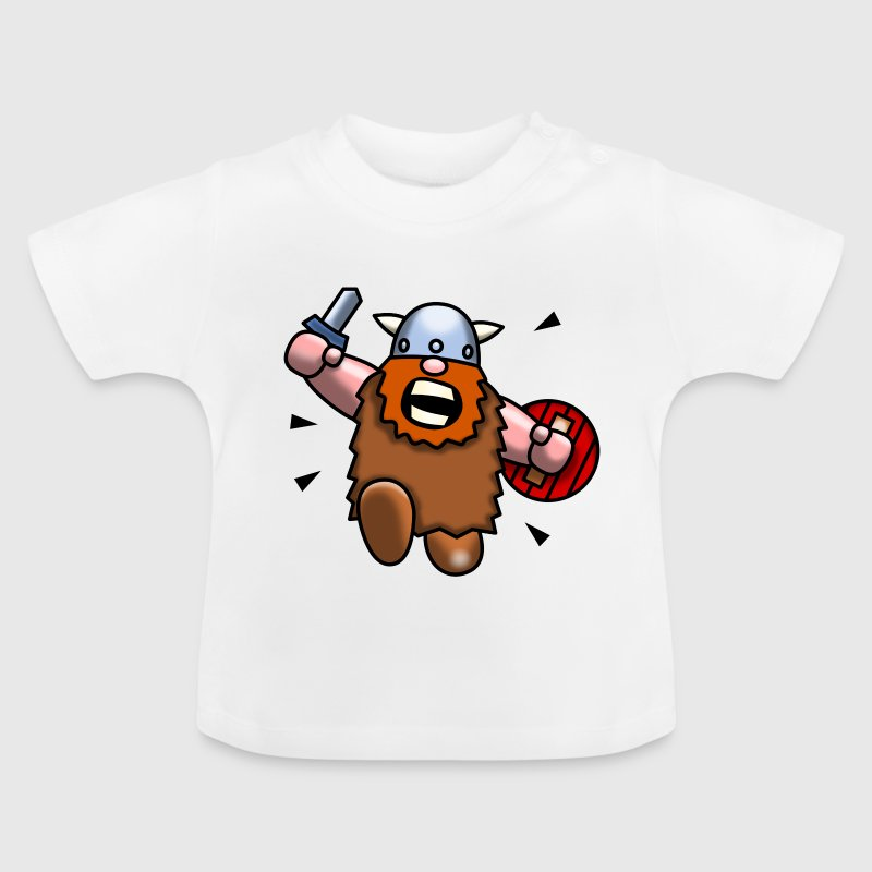 Wilde viking - Baby T-shirt