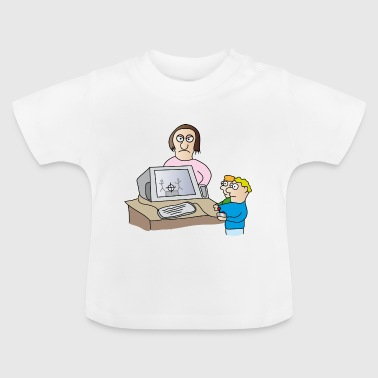 Computerfreaks - Baby T-Shirt