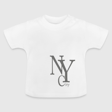 New York City - Camiseta bebé
