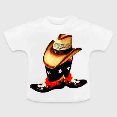 country - T-shirt Bébé