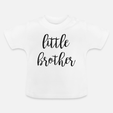Lillebror lillebror - T-shirt baby