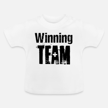 Competition Winning Team Teamplayer Competition Competition - Baby T-Shirt