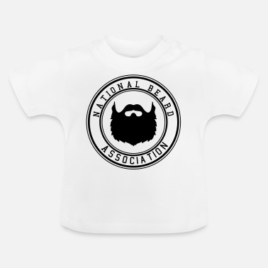 Association National Beard Association - T-shirt baby