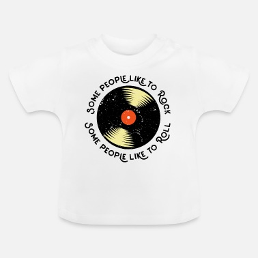 Party Let's have a party (digital print) - Baby T-Shirt