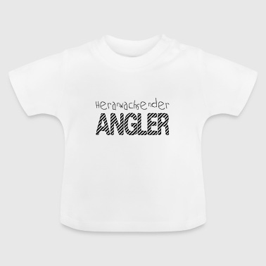 Adolescent vissers - Baby T-shirt