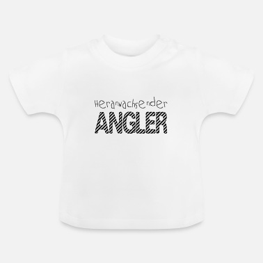 Adolescent Adolescent anglers - Baby T-Shirt