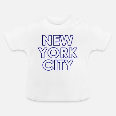 Ny New York City NY Manhattan NYC Brooklyn 914 5 - Baby T-Shirt