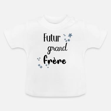 uk store sale retailer well known futur grand frere T-shirt Bébé | Spreadshirt