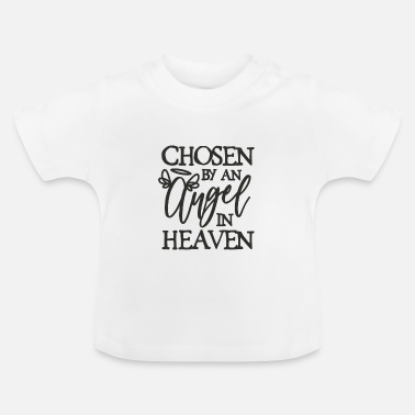 Ángel Angel by angel angel in heaven - Baby T-Shirt