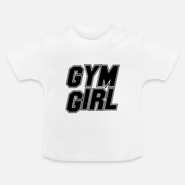Health (TOPP) GYM GIRL Health Health Fit Outfit - T-shirt baby